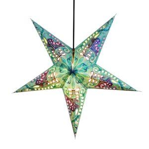 Paper Star Lantern - Dimensional Slip