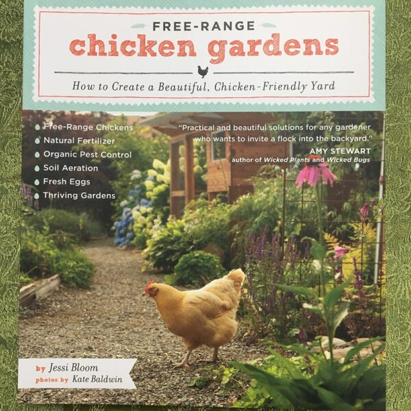 Free Range Chicken Gardens Book