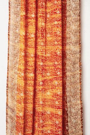 Sari Curtain - Gold - Closeup