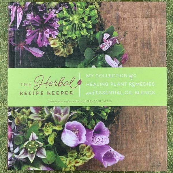 The Herbal Recipe Keeper