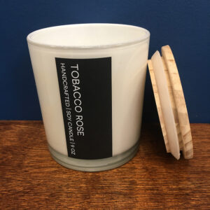 Tobacco Rose - Soy Candle