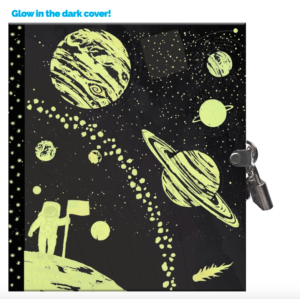 Glow in the Dark - Space Diary